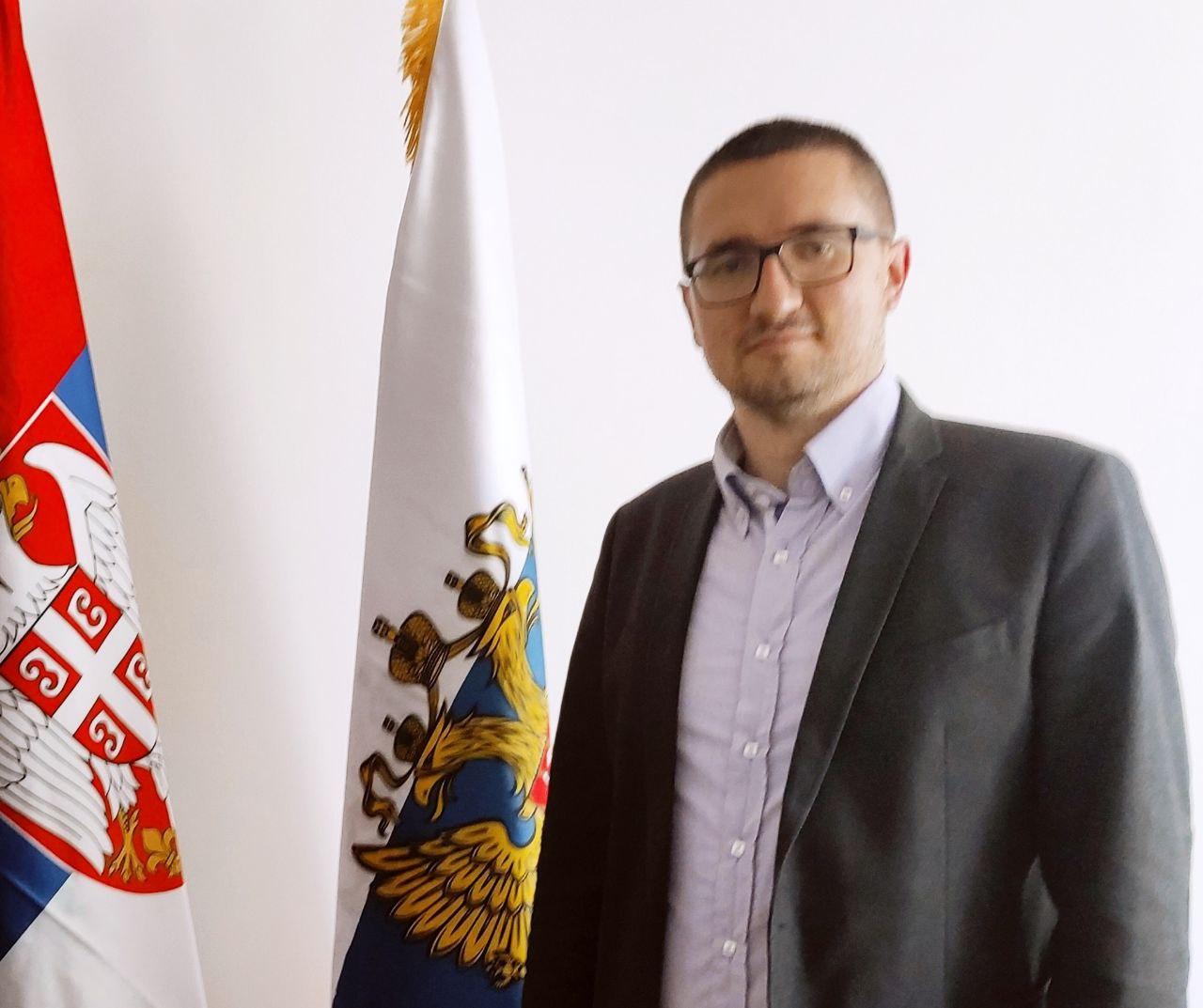 Владимир Пребирачевић Српско Руски центар Мајак